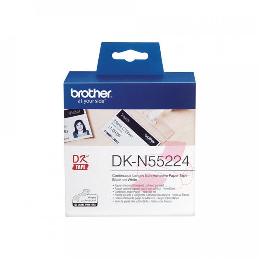 Brother DKN55224 Paperinen Tarranauha