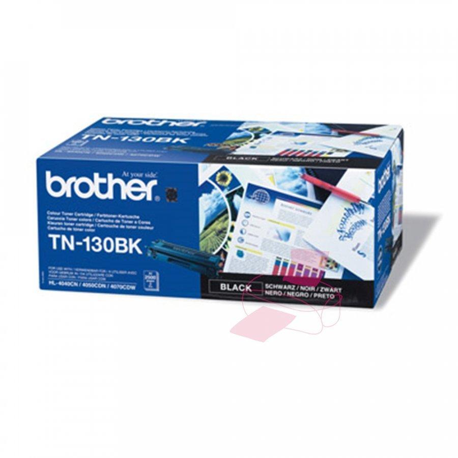 Brother TN130BK Musta Värikasetti