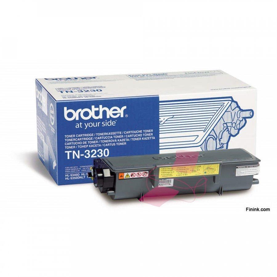 Brother TN3230 Musta Värikasetti