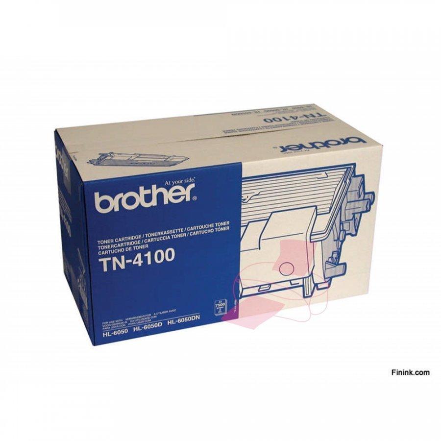 Brother TN4100 Musta Värikasetti