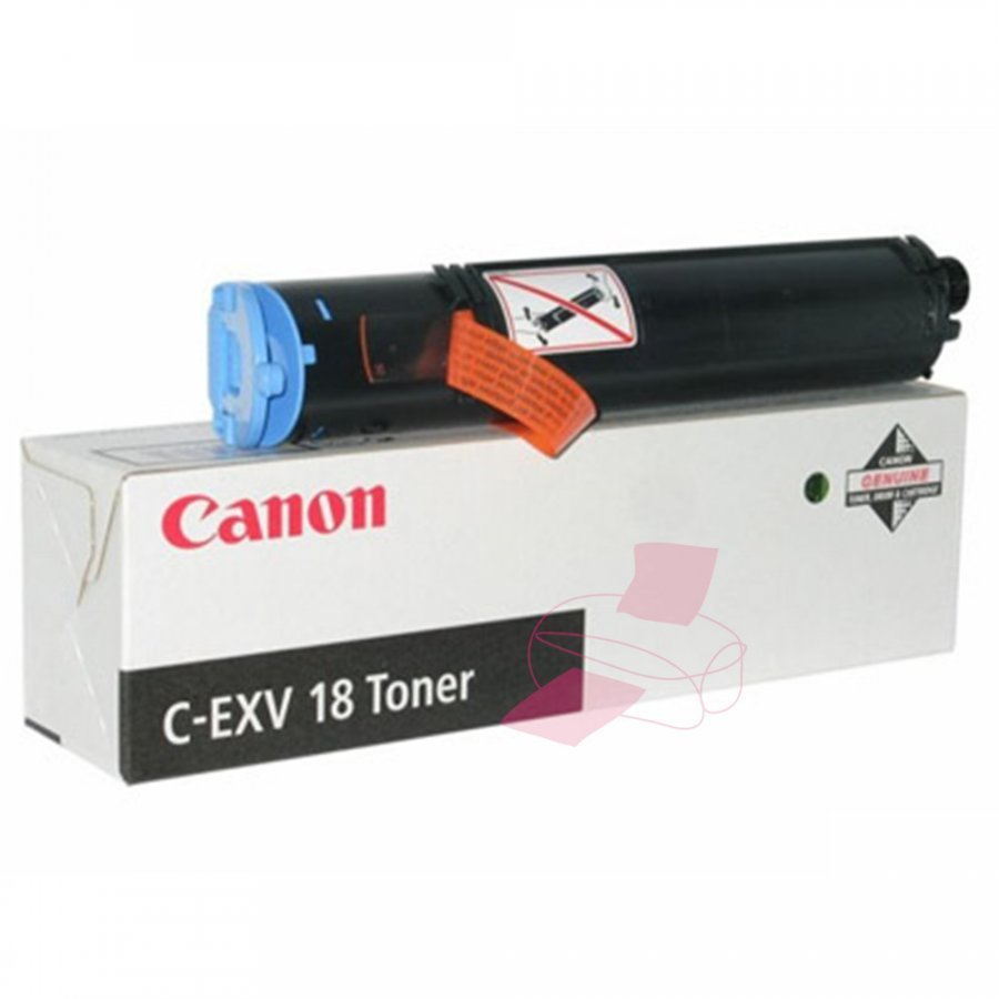 Canon 0386B002 Musta Värikasetti
