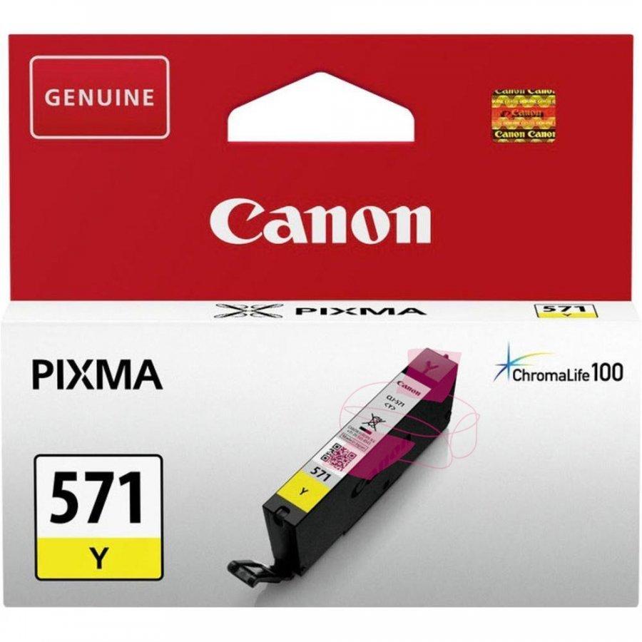 Canon 0388C001 Keltainen Mustepatruuna