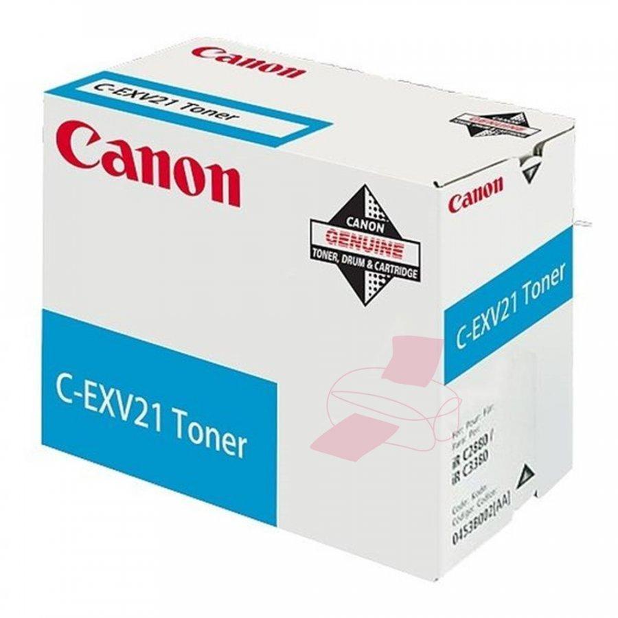 Canon 0453B002 Cyan Värikasetti