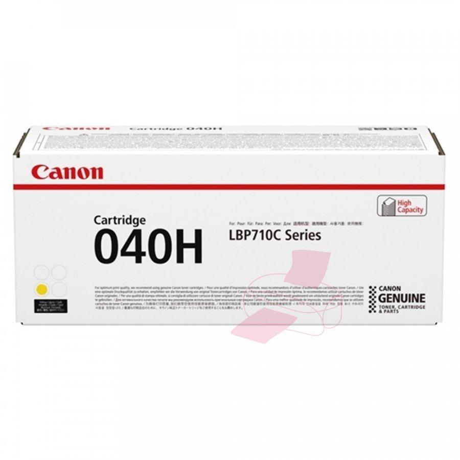 Canon 0455C001 Keltainen Värikasetti