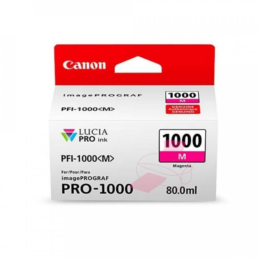 Canon 0548C001 Magenta Mustepatruuna