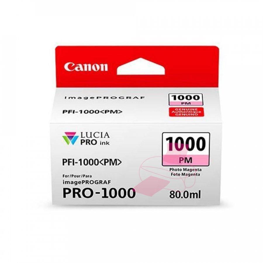 Canon 0551C001 Photo Magenta Mustepatruuna