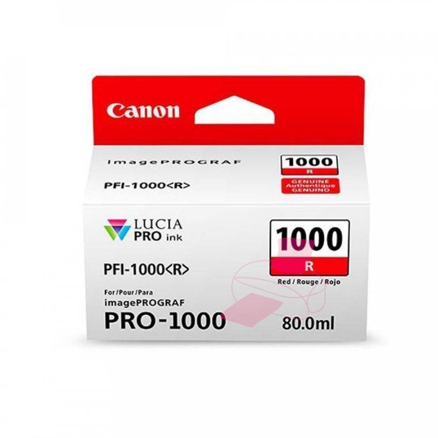 Canon 0554C001 Punainen Mustepatruuna