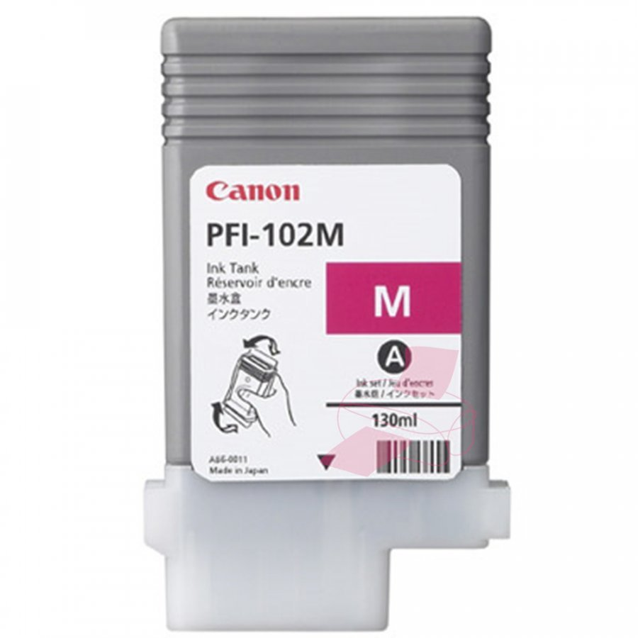 Canon 0897B001 Magenta Mustepatruuna