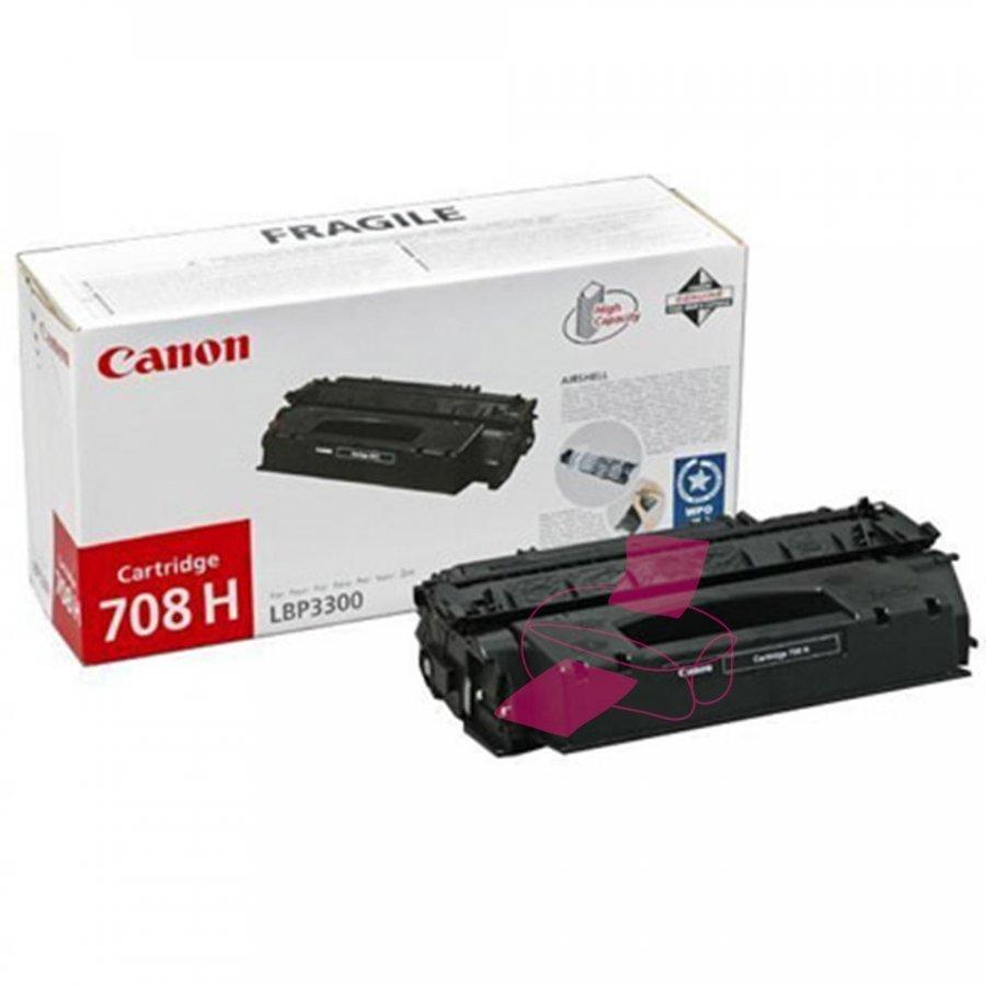 Canon 0917B002 Musta Värikasetti