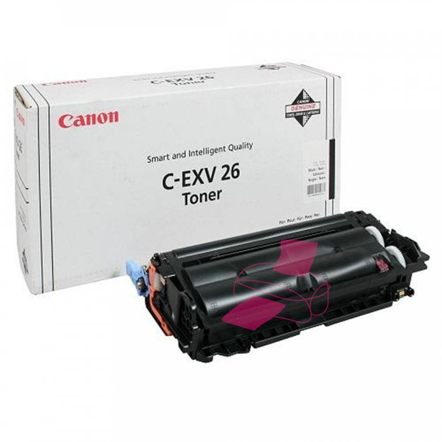 Canon 1660B006 Musta Värikasetti