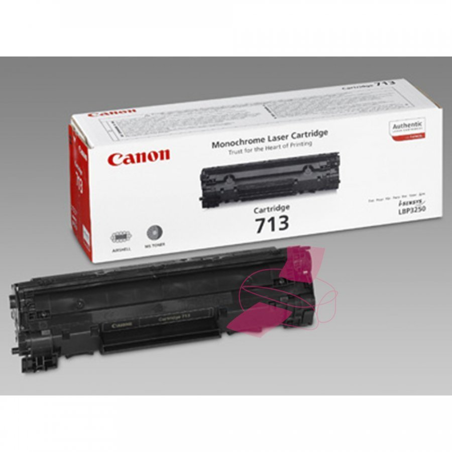 Canon 1871B002 Musta Värikasetti