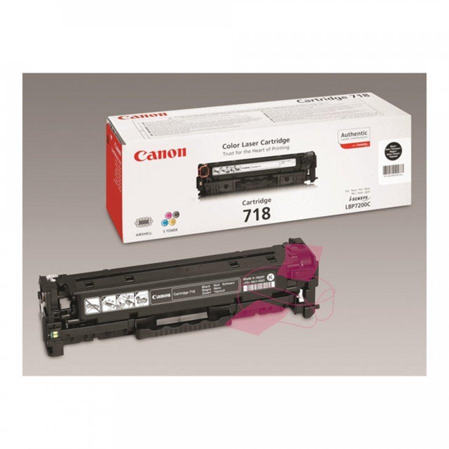 Canon 2662B002 Musta Värikasetti