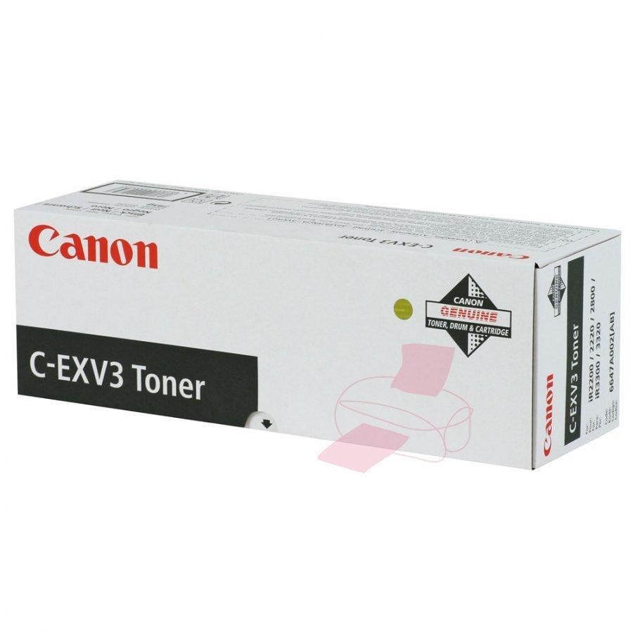 Canon 2787B002 Musta Värikasetti