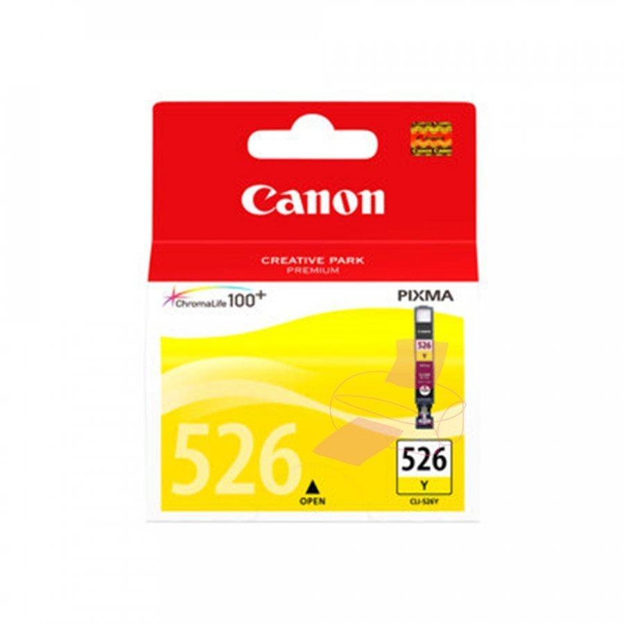 Canon 4543B001 Keltainen Mustepatruuna