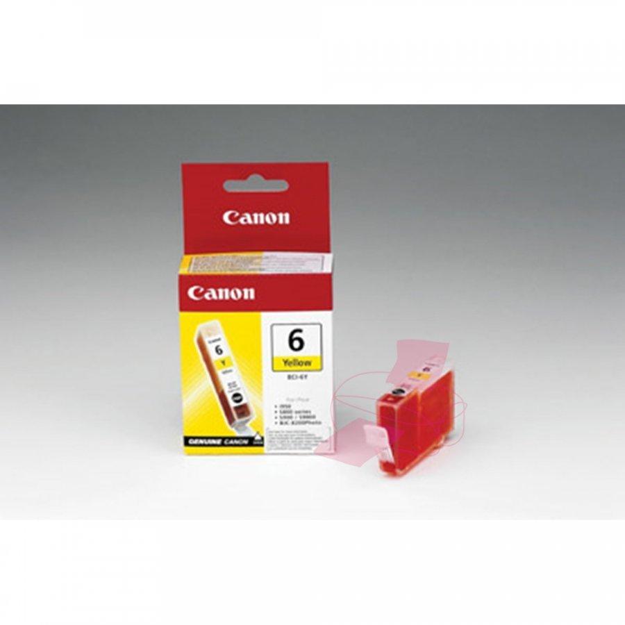 Canon 4708A002 Keltainen Mustepatruuna