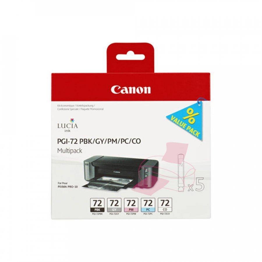 Canon 6403B007 Viisivärinen Mustepatruuna