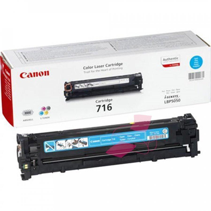 Canon 716C Cyan Värikasetti