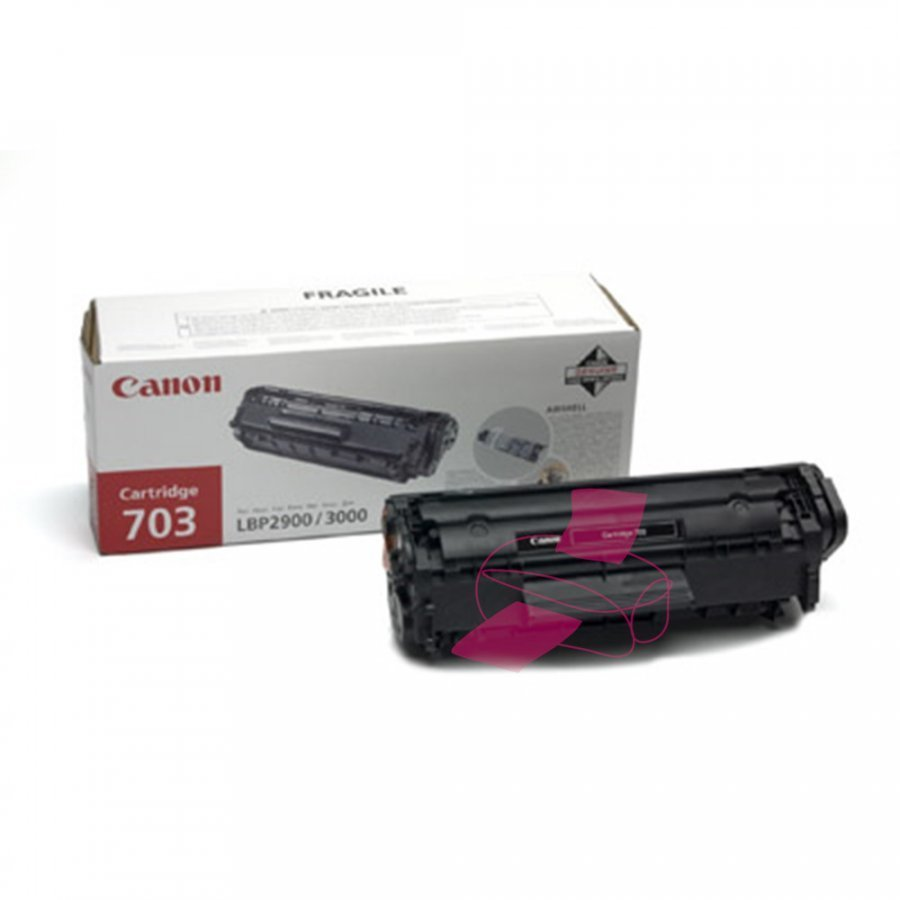 Canon 7616A005 Musta Värikasetti