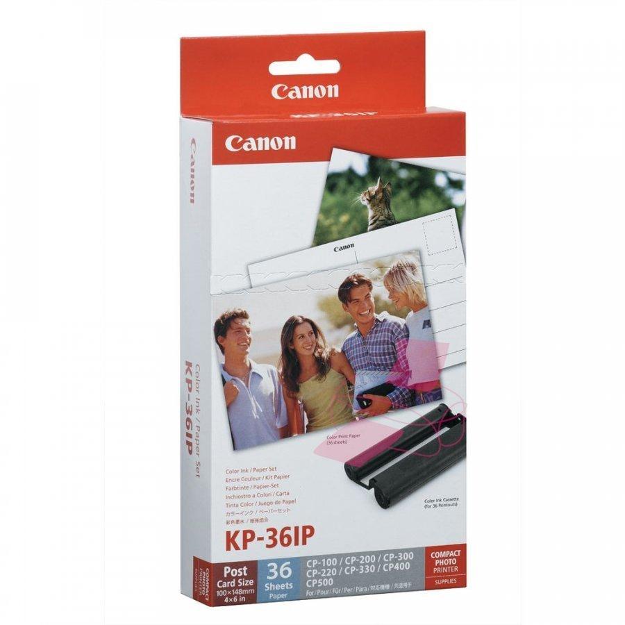 Canon 7737A001 Kolmevärinen Värikasetti