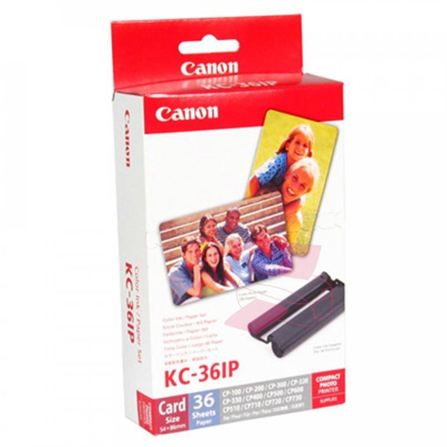 Canon 7739A001 Kolmevärinen Värikasetti