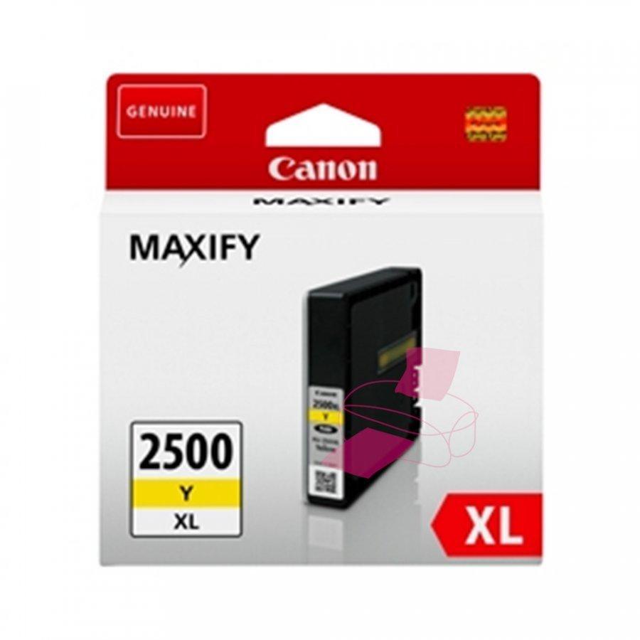 Canon 9267B001 Keltainen Mustepatruuna
