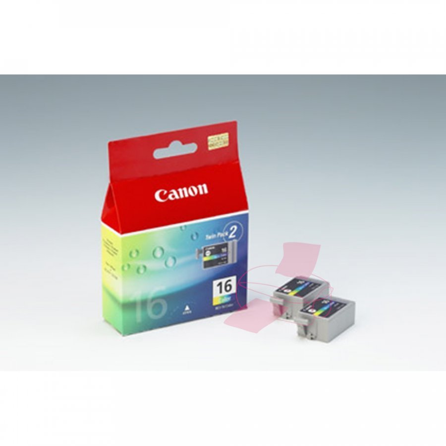 Canon 9818A002 Kolmevärinen Mustepatruuna