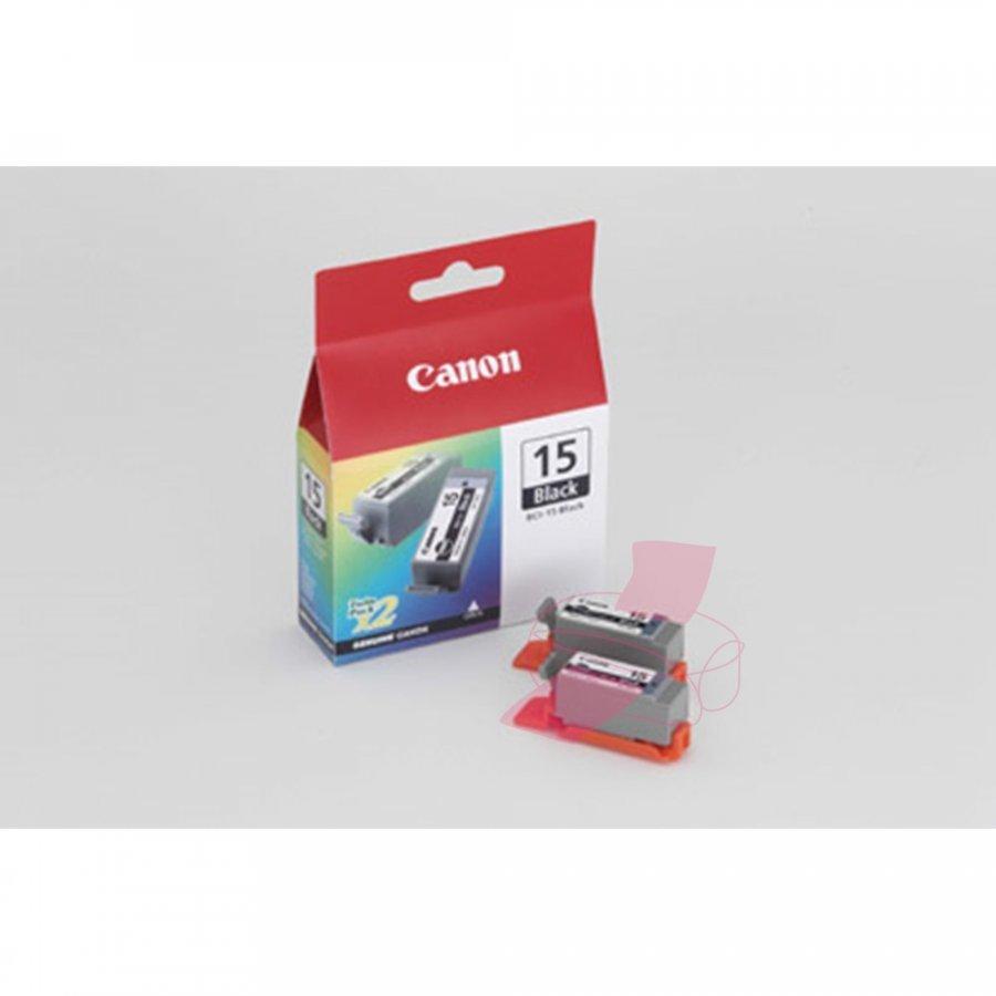 Canon BCI15BK Musta Mustepatruuna
