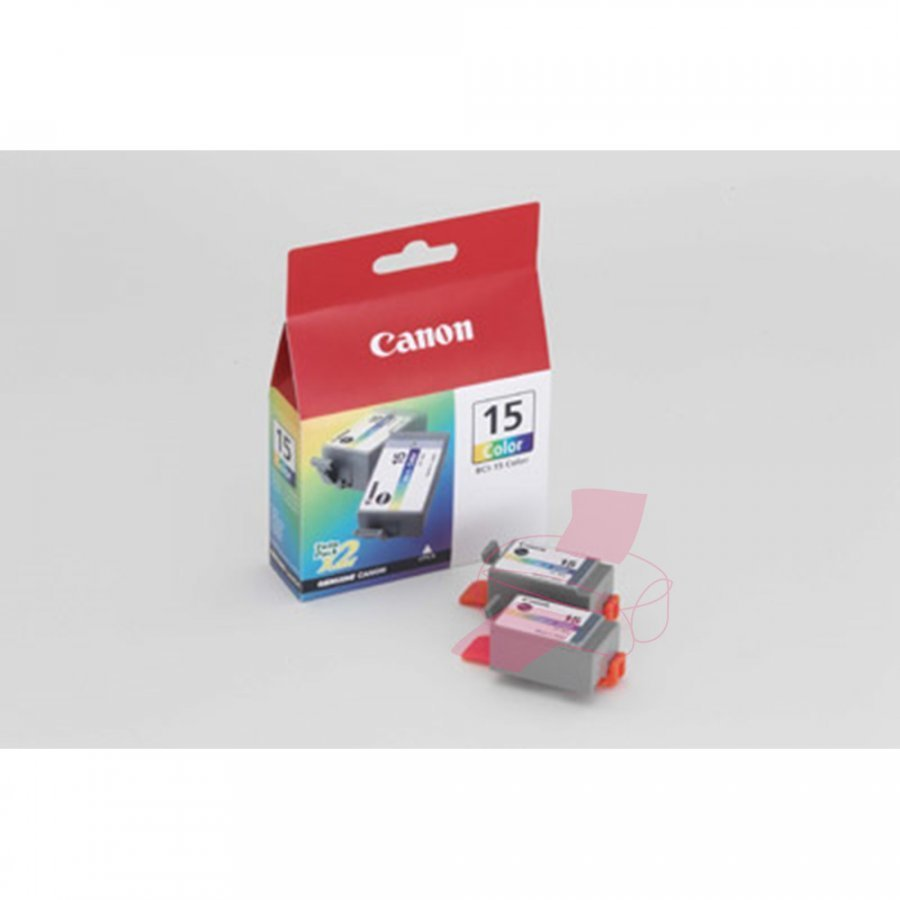 Canon BCI15C Kolmevärinen Mustepatruuna