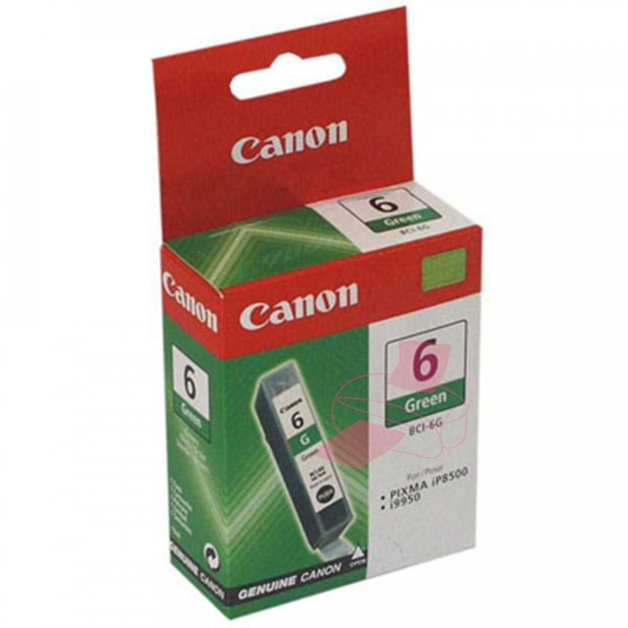 Canon BCI6G Vihreä Mustepatruuna
