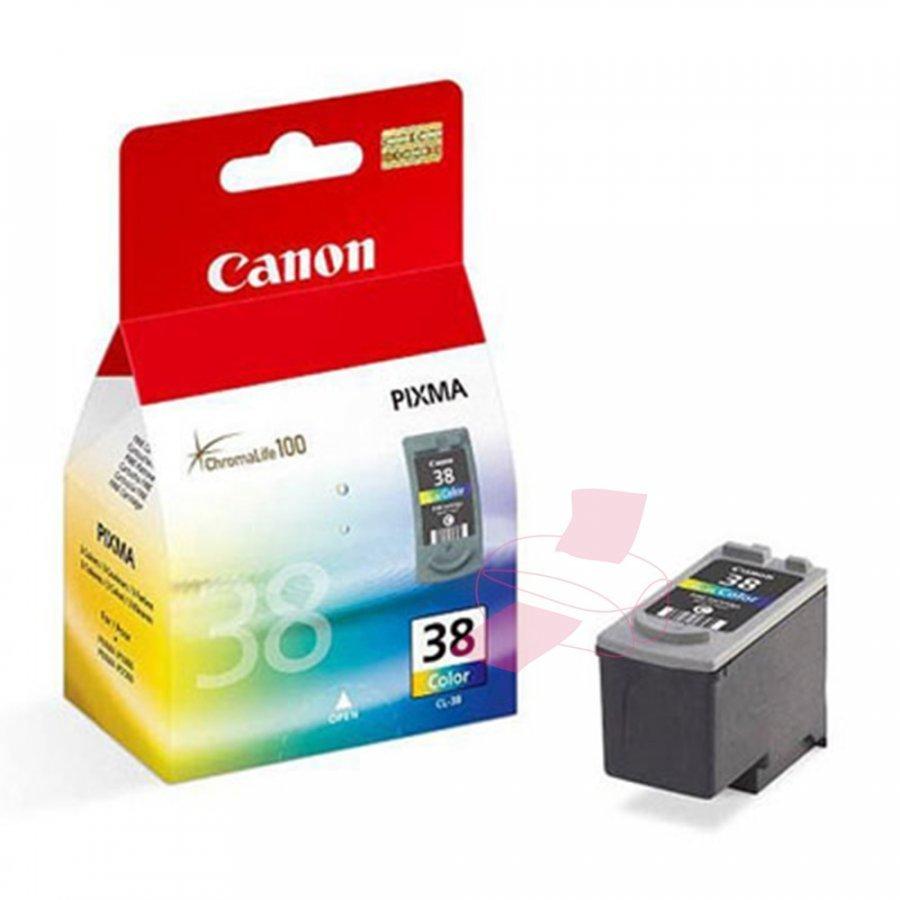 Canon CL38 Kolmevärinen Mustepatruuna