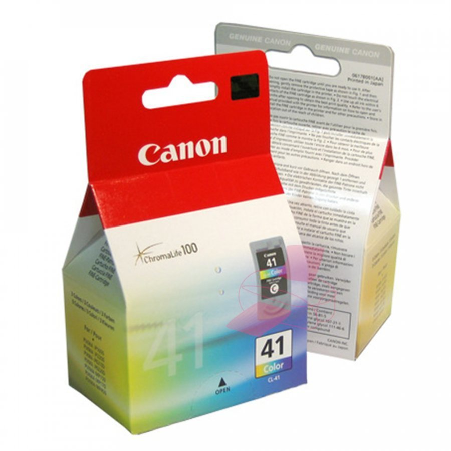 Canon CL41 Kolmevärinen Mustepatruuna