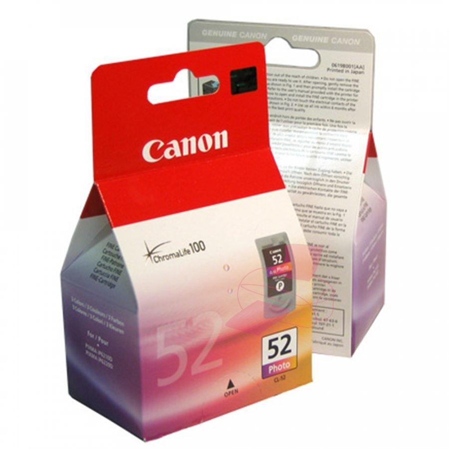 Canon CL52 Photoväri Mustepatruuna