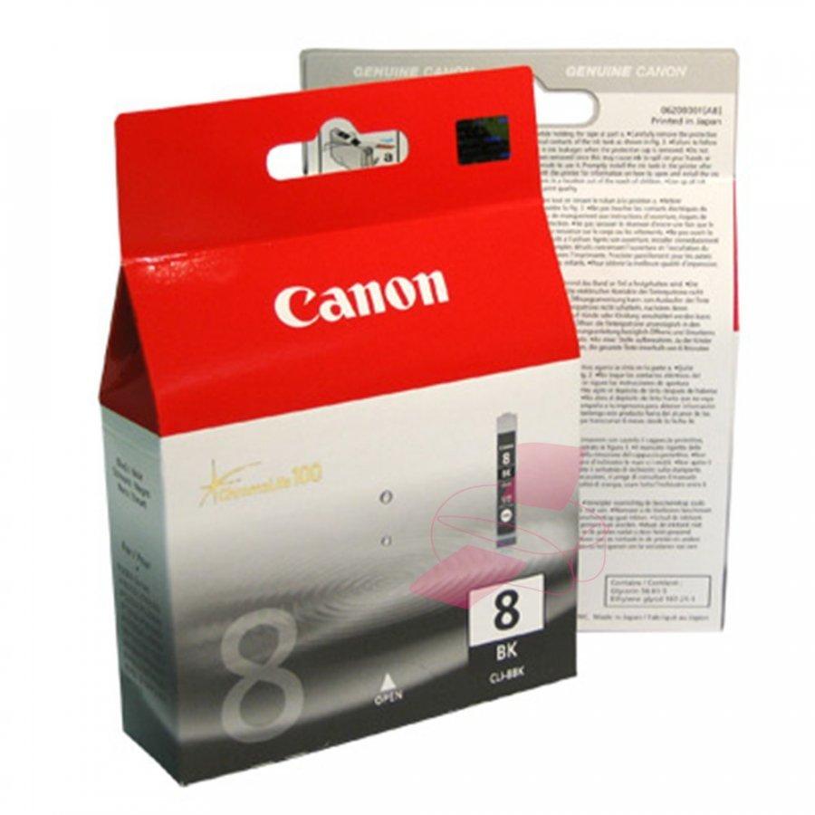 Canon CLI8BK Musta Mustepatruuna