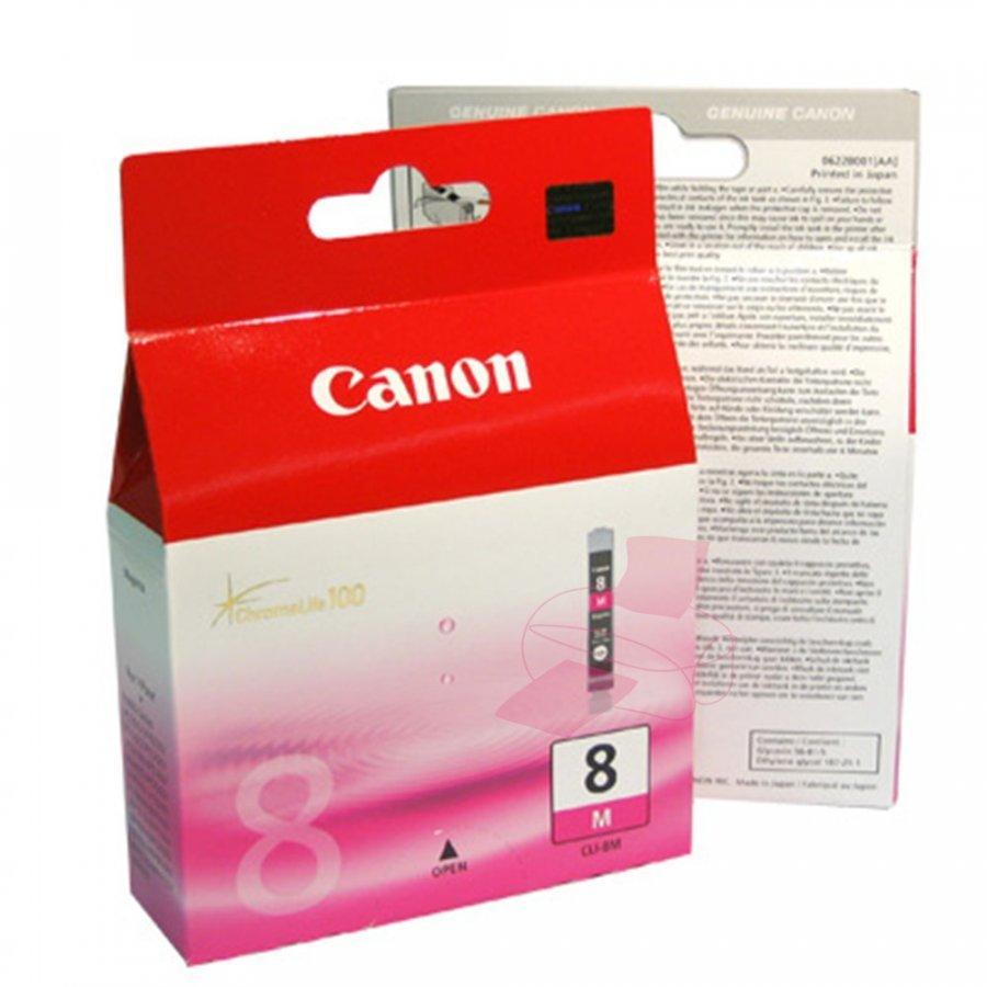 Canon CLI8M Magenta Mustepatruuna