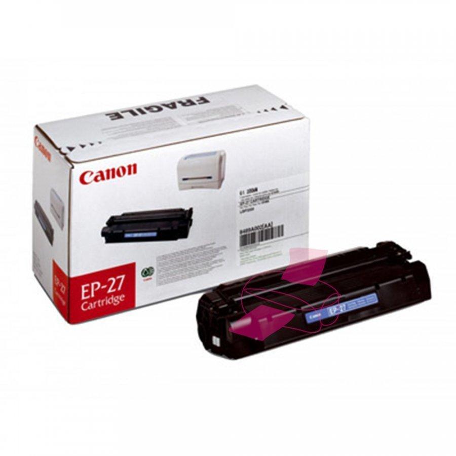 Canon EP27 Musta Värikasetti