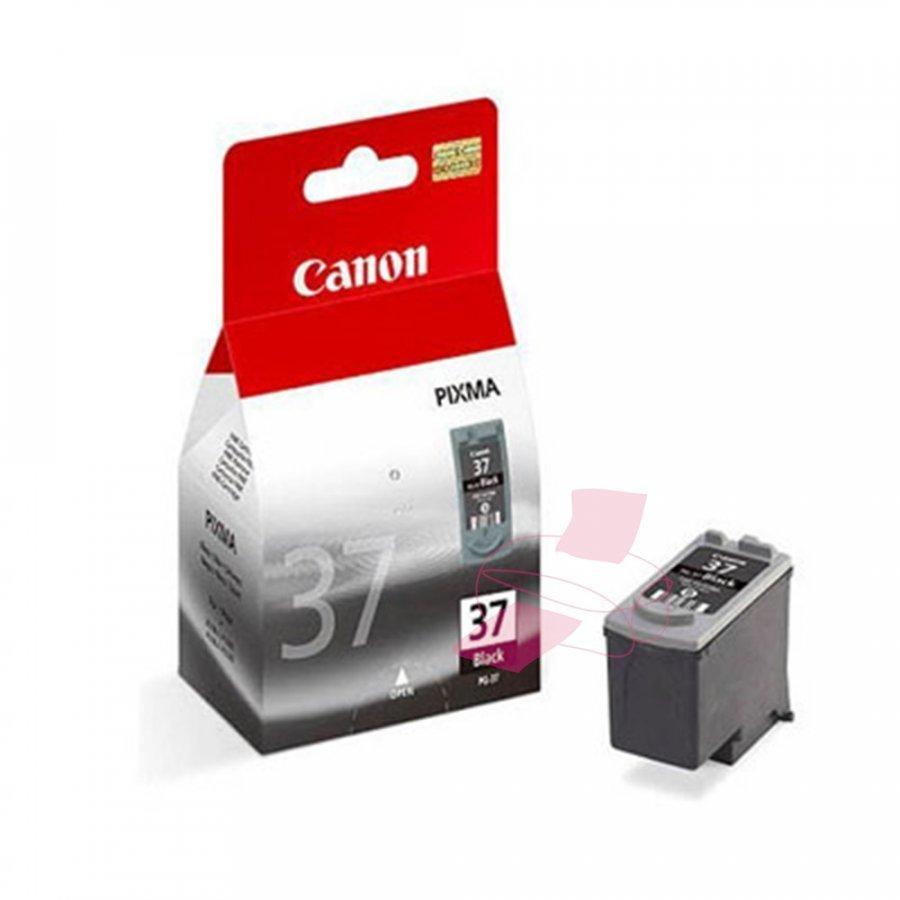 Canon PG37 Musta Mustepatruuna
