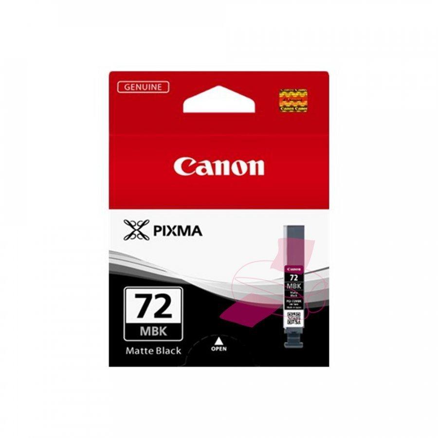 Canon PGI-72MBK Matta Musta Mustepatruuna