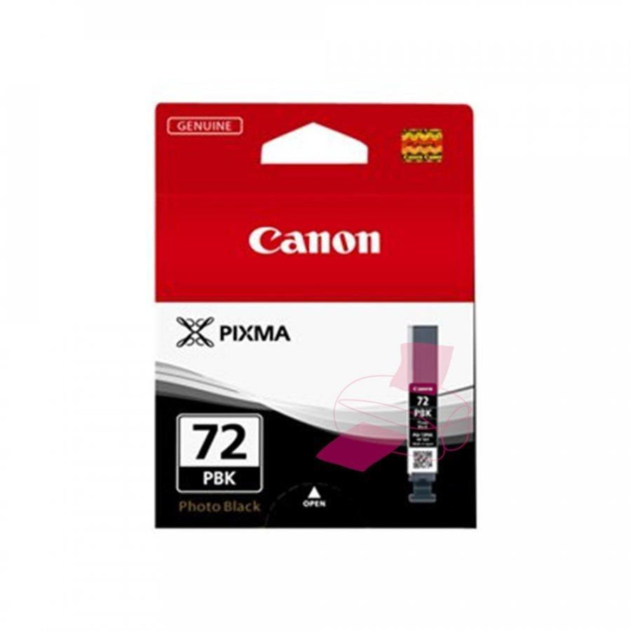 Canon PGI-72PBK Musta Mustepatruuna
