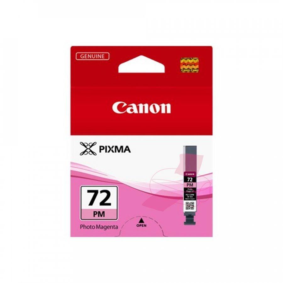 Canon PGI-72PM Photo Magenta Mustepatruuna