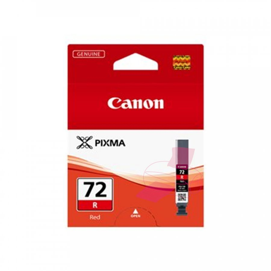 Canon PGI-72R Punainen Mustepatruuna