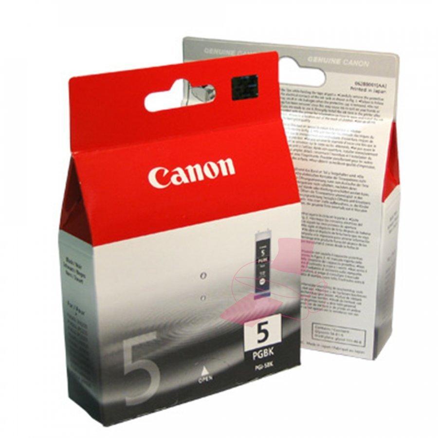Canon PGI5BK Musta Mustepatruuna