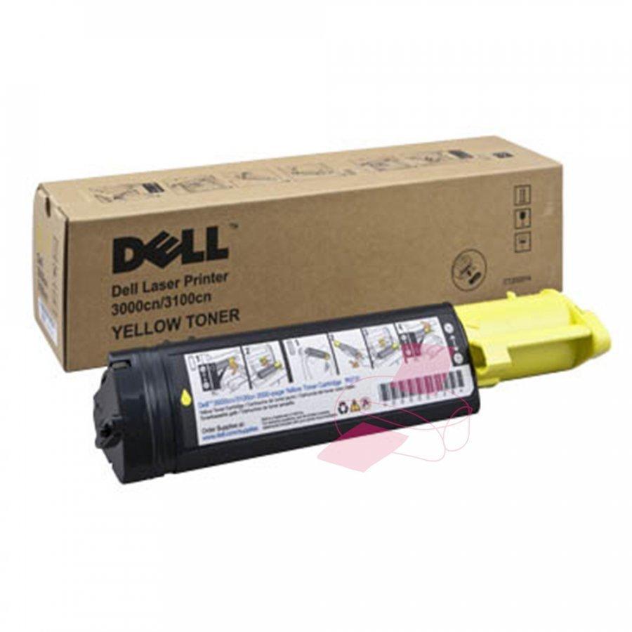 Dell 593-10066 Keltainen Värikasetti