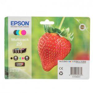 Epson 29 Multipack Moniväri Mustekasetti