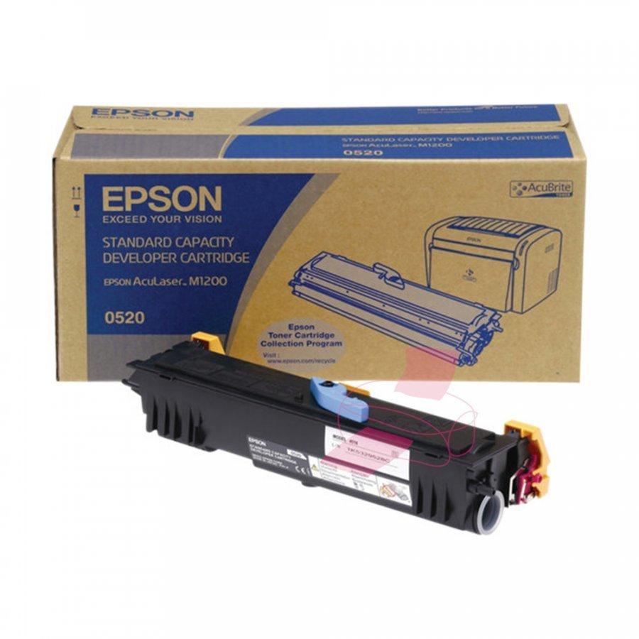 Epson C13S050520 Musta Värikasetti