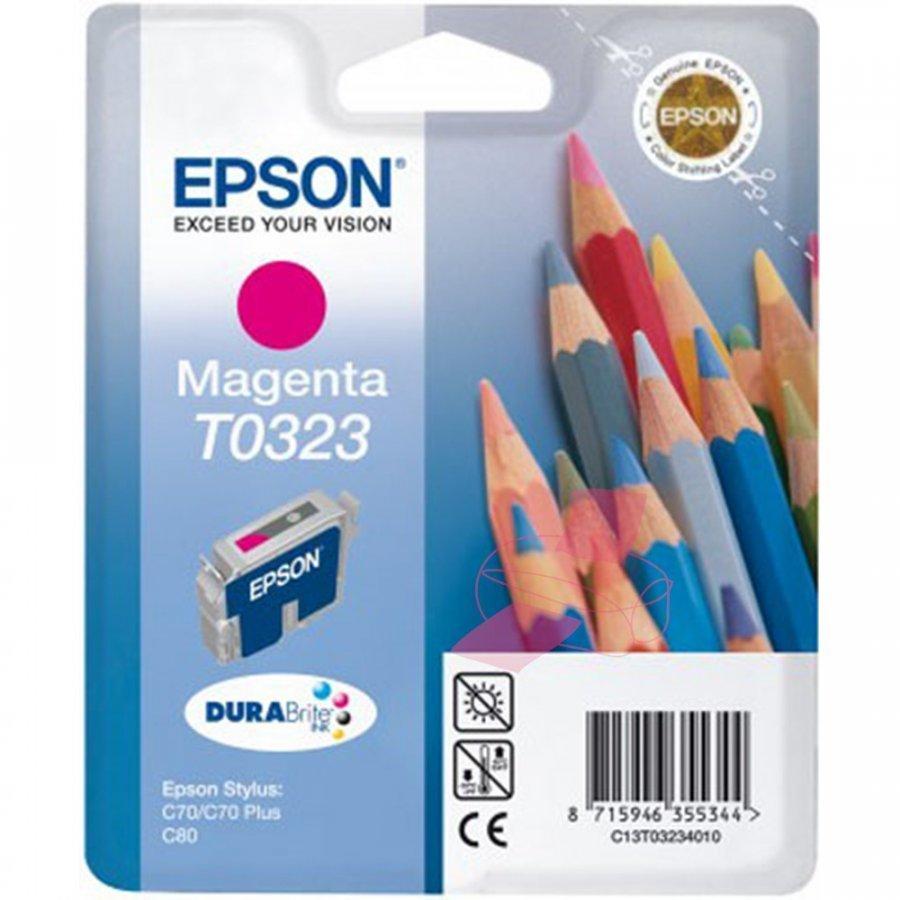 Epson T0323 Magenta Mustepatruuna