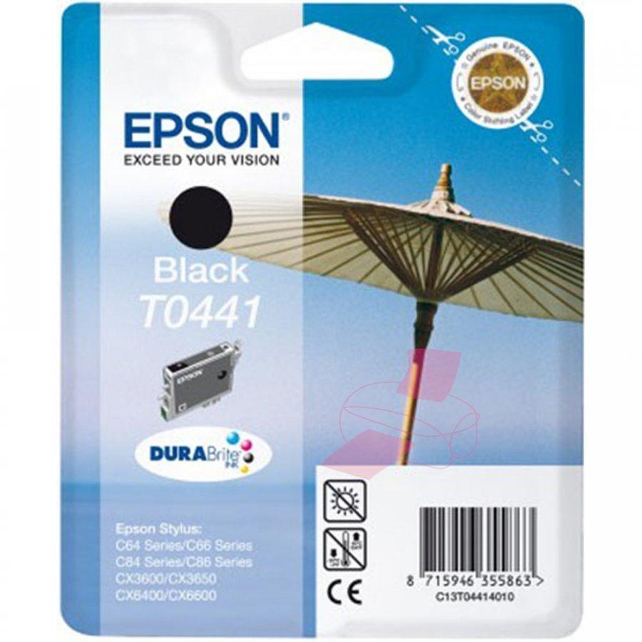 Epson T0441 Musta Mustepatruuna