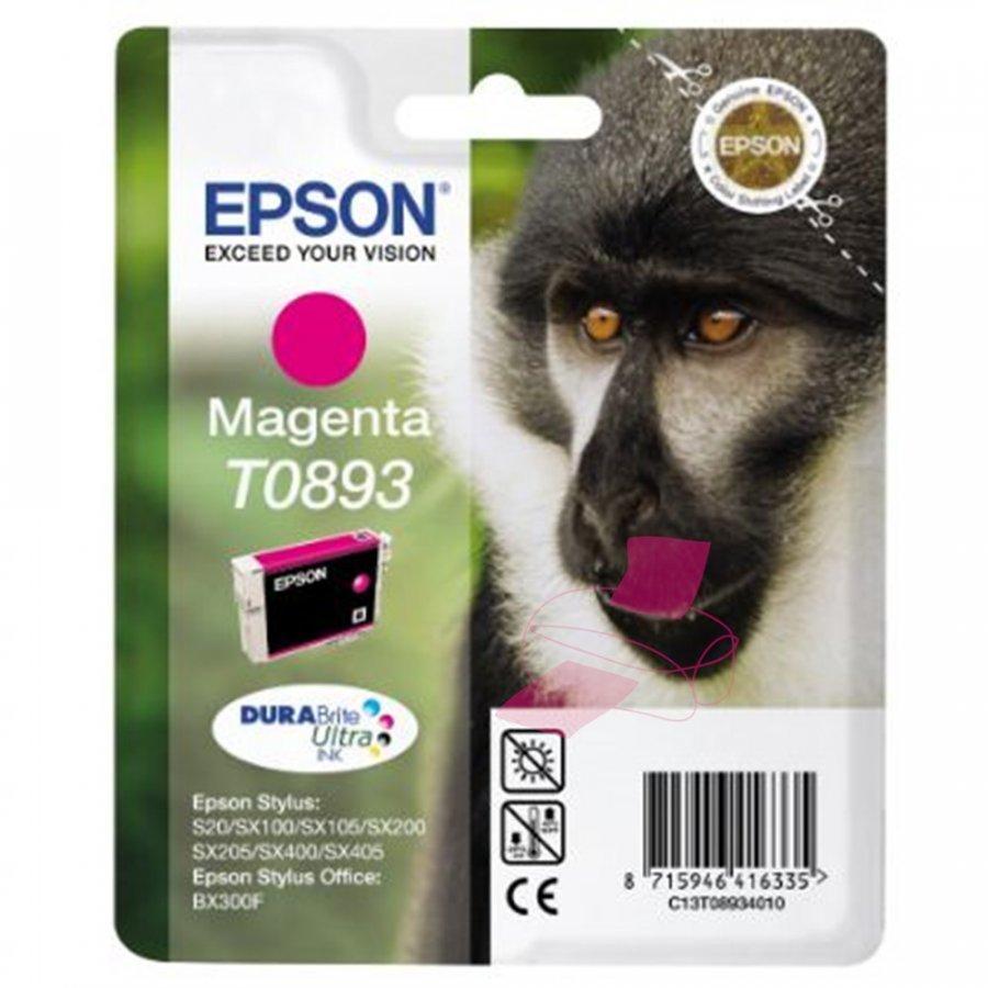Epson T0893 Magenta Mustepatruuna