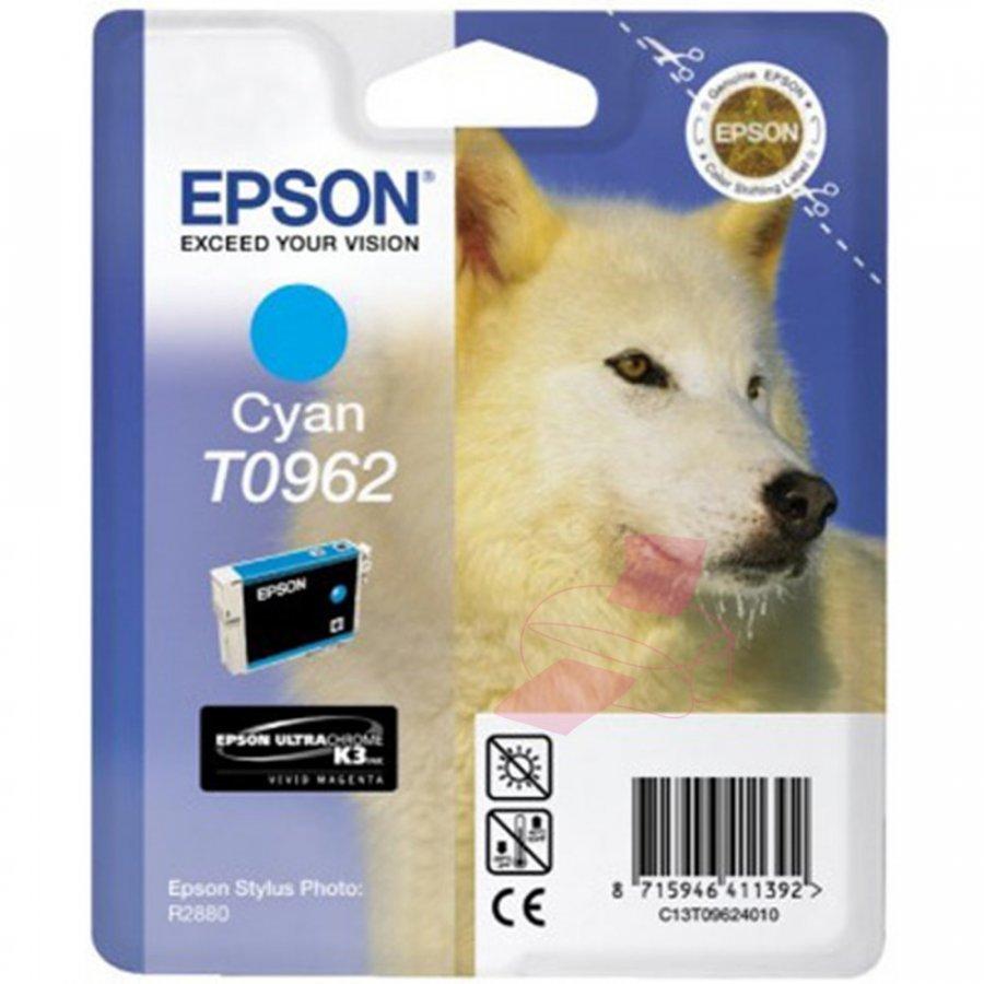 Epson T0962 Cyan Mustepatruuna