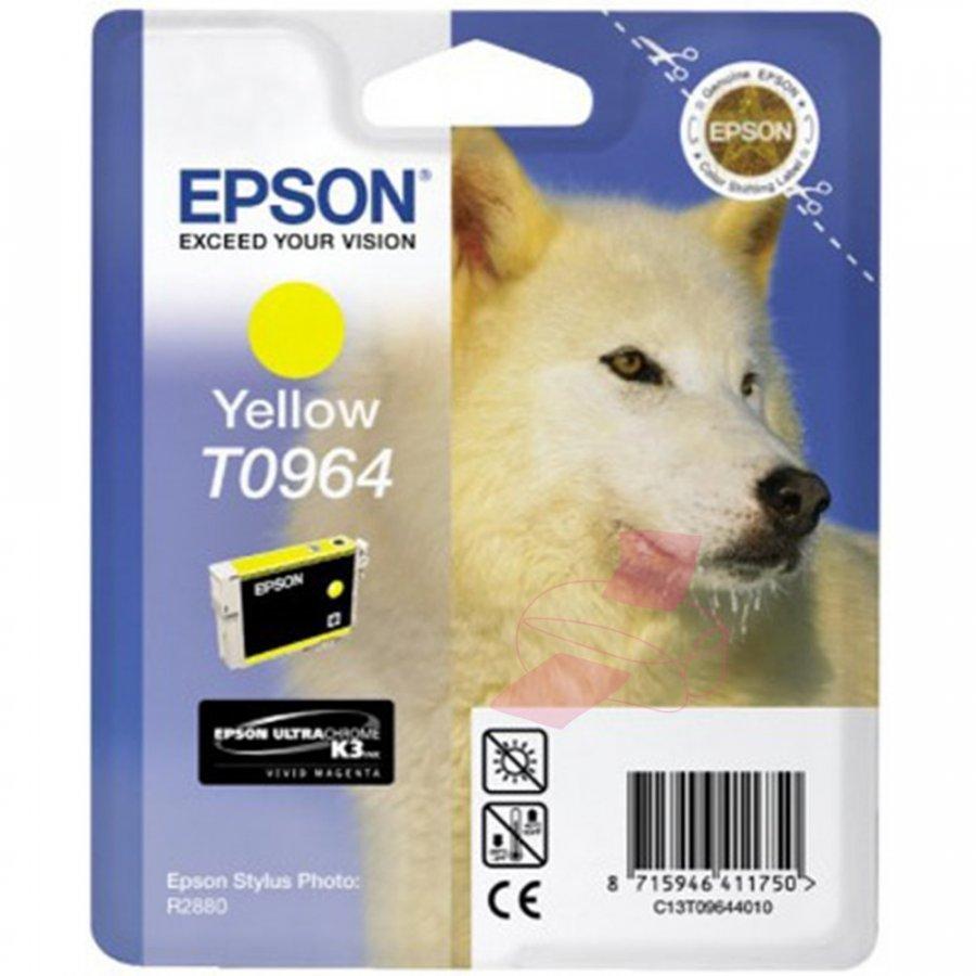 Epson T0964 Keltainen Mustepatruuna
