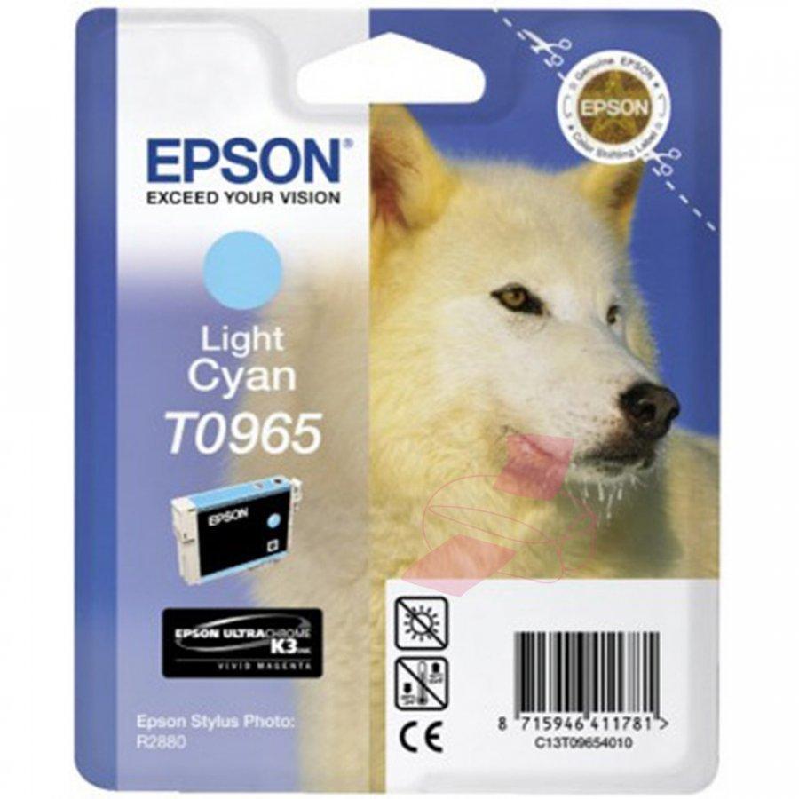 Epson T0965 Light Cyan Mustepatruuna